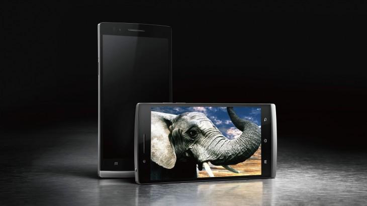 เปิดตัวแล้ว! OPPO Find 5 มือถือหน้าจอ 5 นิ้ว Full HD พร้อมกล้อง 13 ล้านพิกเซล ราคาประมาณ 14,700 บาท