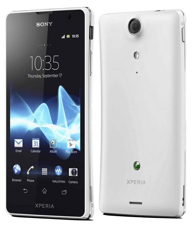 โซนี่ ประเดิมศักราชใหม่ด้วย Xperia™TX  สุดยอดสมาร์ทโฟนแห่งความบันเทิงด้วยหน้าจอขนาดใหญ่ถึง 4.55 นิ้ว