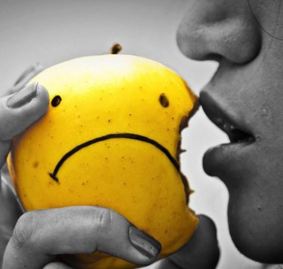 sad-apple-eating
