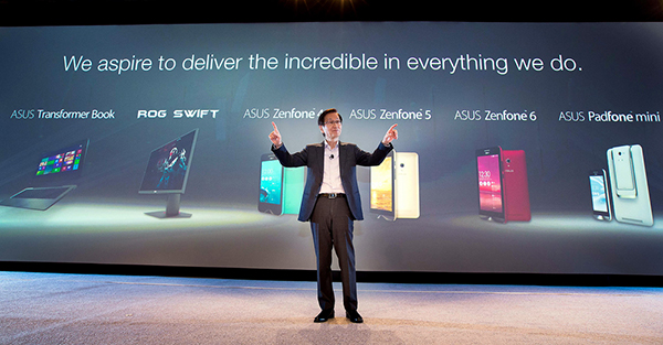 ASUS Introduced Innovative Products at 2014 CES