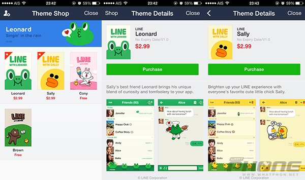 LINE-ios-theme-shop