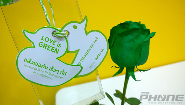 Love-Is-Green-Nokia