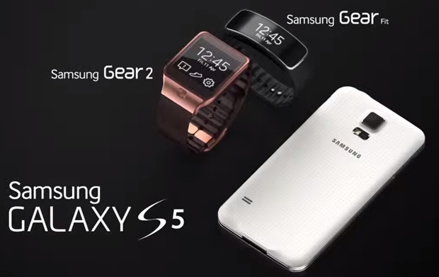samsung s5 fit gear 2