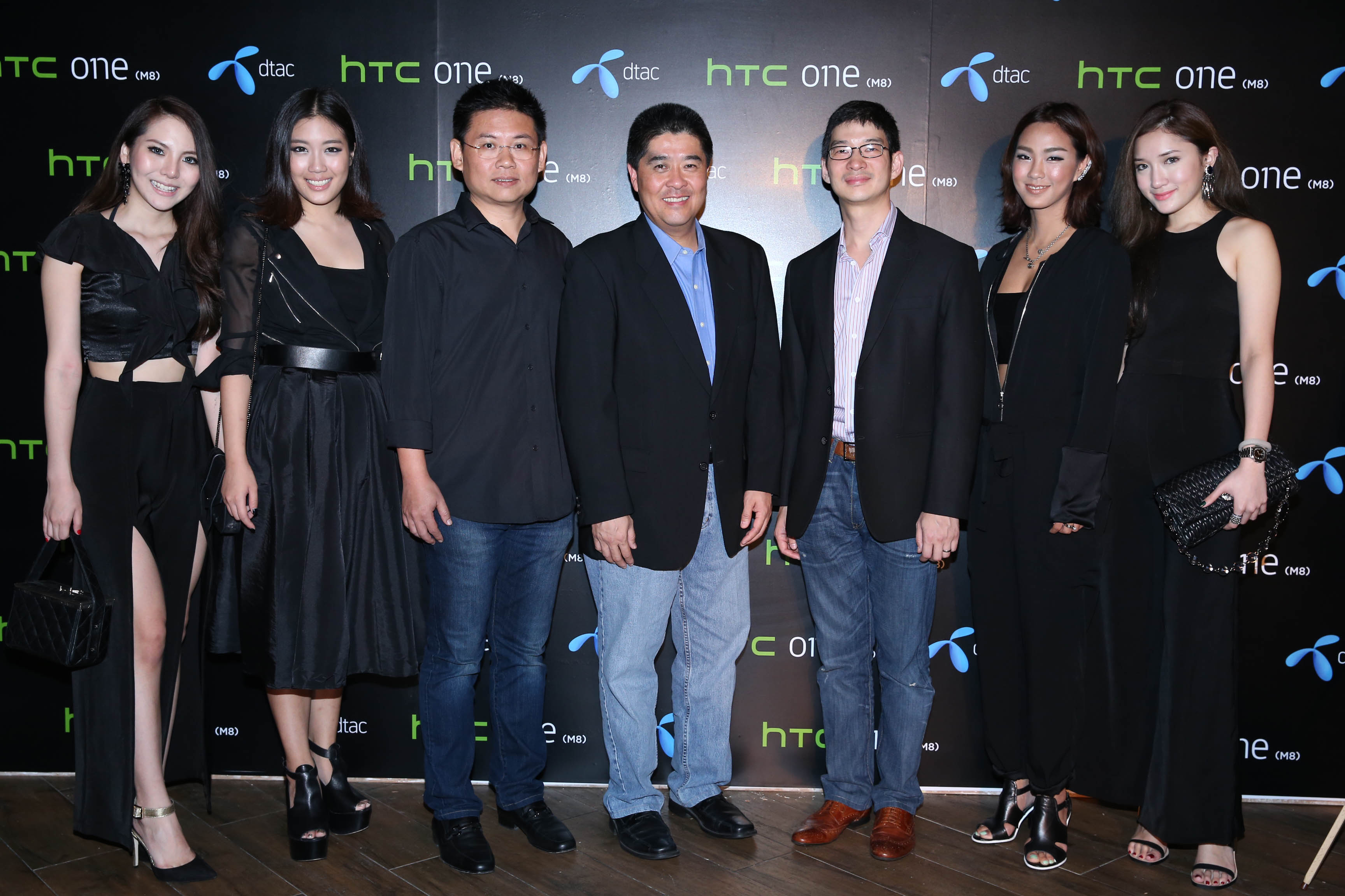 HTC One M8 Exclusive Party