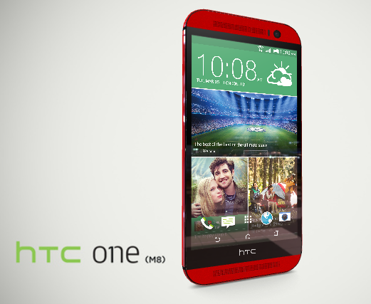 red-htc-one-m8-official