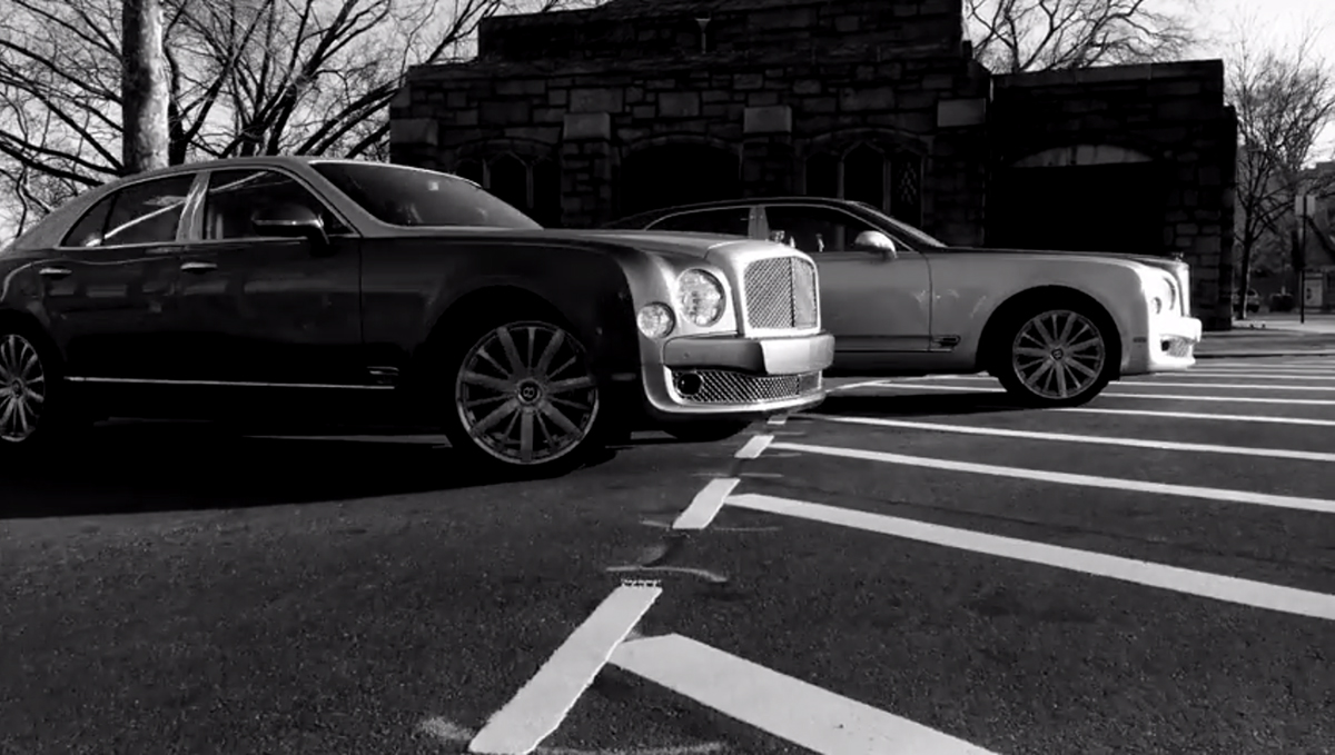 This beautiful Bentley ad was shot entirely with an iPhone 5s