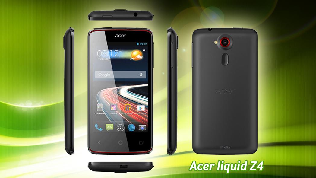 acer-liquid-z4-green