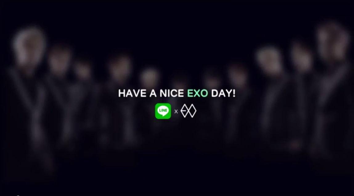 LINE EXO 3
