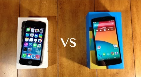nexus-5-vs-iphone-5s-how-do-these-two-devices-compare-against-each-other-video