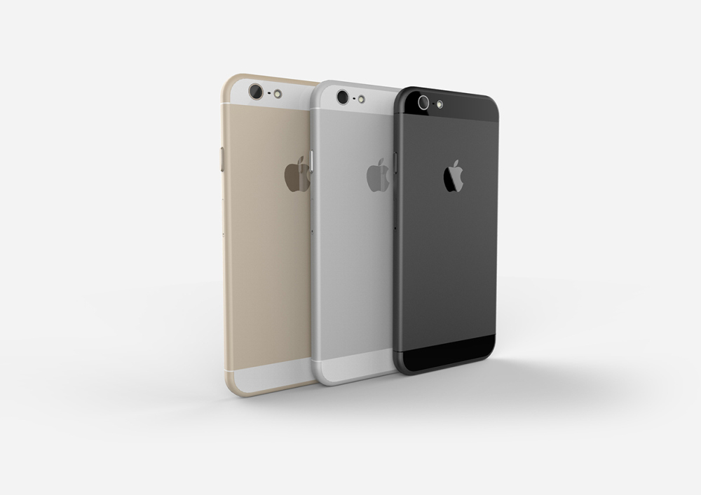 Latest iPhone 6 renders 7