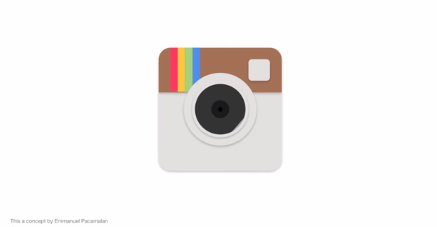 INSTAGRAM with Material Design (2)
