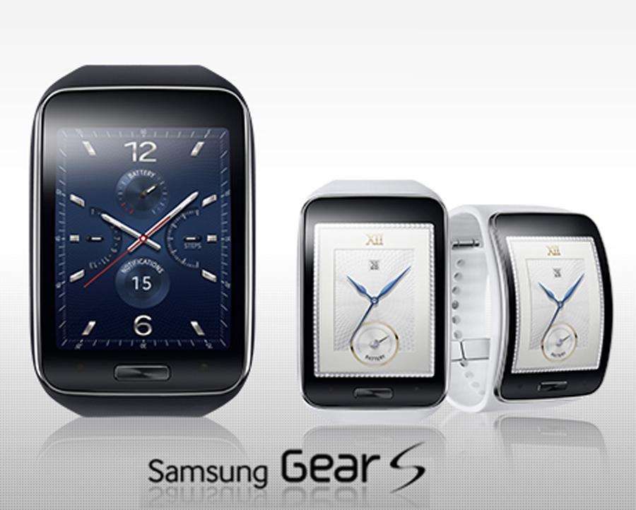 Samsung Gear S whatphone