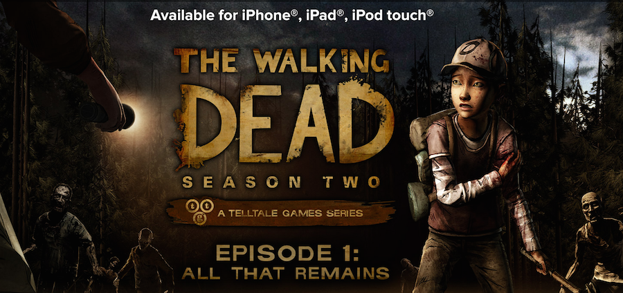 Walking Dead The Game - Season 2 Episode 1 All That Remains