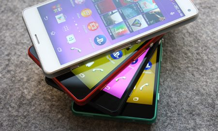 Sony Xperia Z3 Compact 3