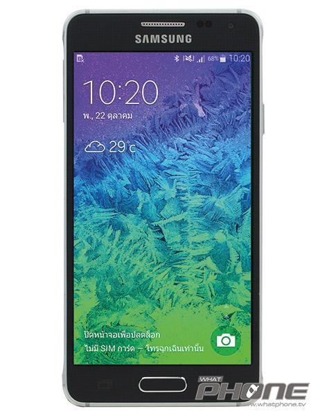 Samsung galaxy alpha-01