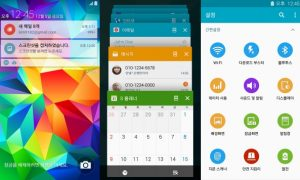 Android 5.0 Lollipop on Samsung Galaxy S5