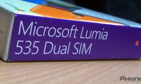 Unboxing-Microsoft-Lumia-535-WP