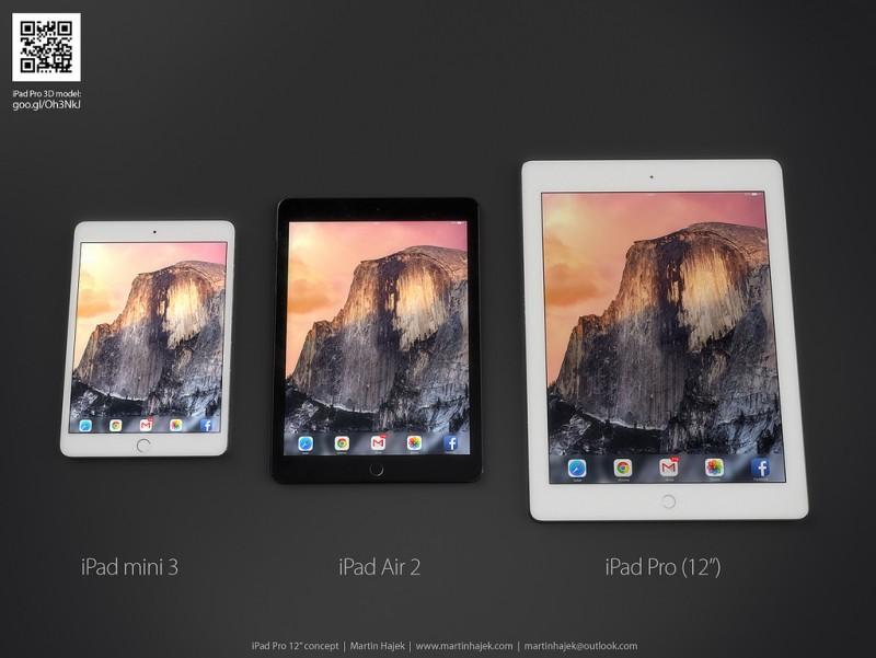 iPad Pro stylus Apple (1)