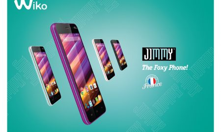 Wiko Jimmy PR Photo Release