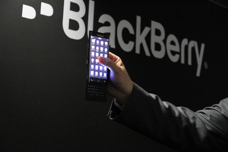 BlackBerry Dallas