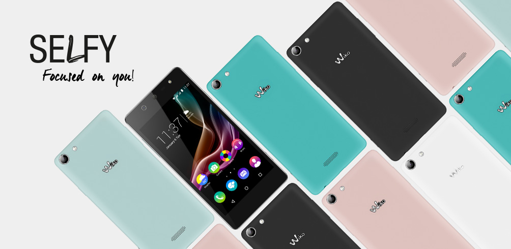 wiko selfy cover