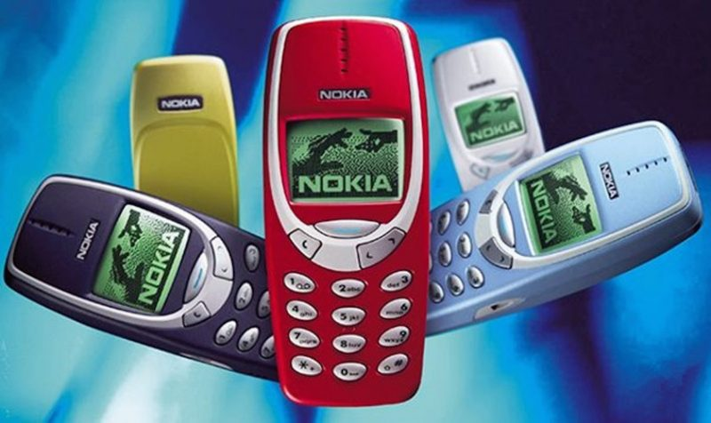 Mobilephone Nokia 3310