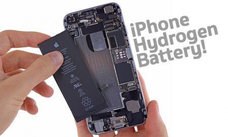 Intelligent Energy iphone-hydrogen