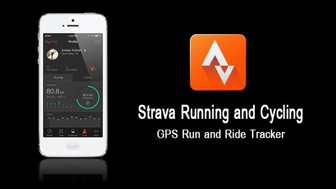 Strava Running and Cycling - GPS Run and Ride Tracker