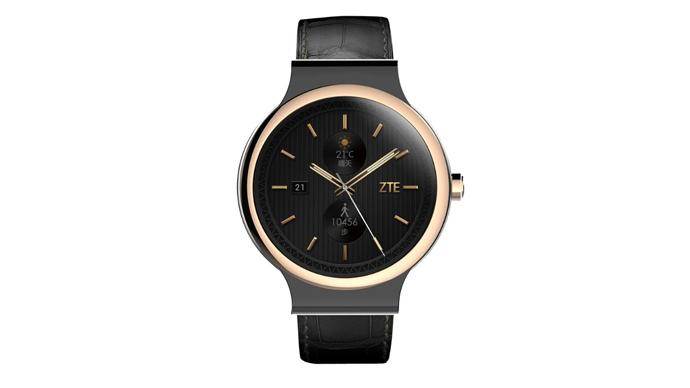 ZTE Axon Watch นาฬิกาอัจฉริยะหน้าปัดกลมจาก ZTE