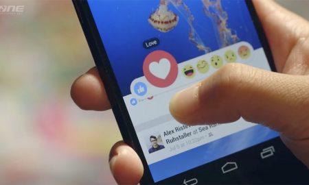 Facebook-More-reaction-Like-button