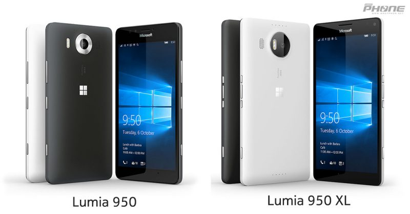 Microsoft Lumia 950 Lumia 950 XL