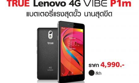 243 True Lenovo 4G VIBE P1m