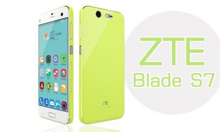 ZTE Blade S7 - Open