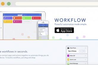 Workflow-homepage-open