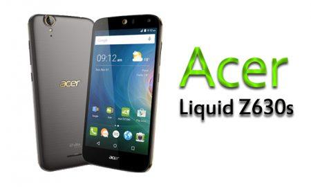 Acer Liquid Z630S - Open