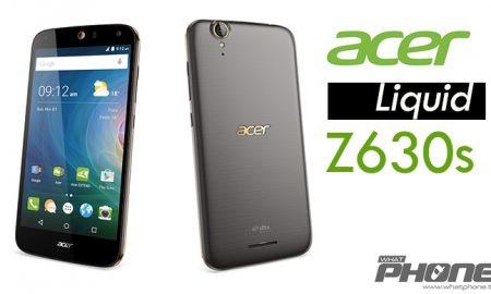 Acer Liquid Z630S-Open