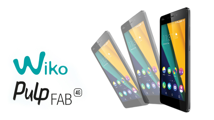 Wiko Pulp FAB 4G-Open
