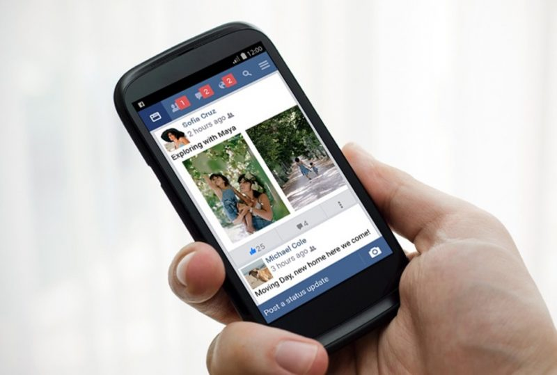 Facebook for Android_2 Facebook Lite