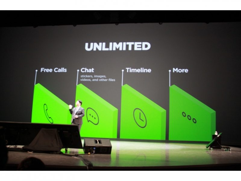 LINE Mobile Package