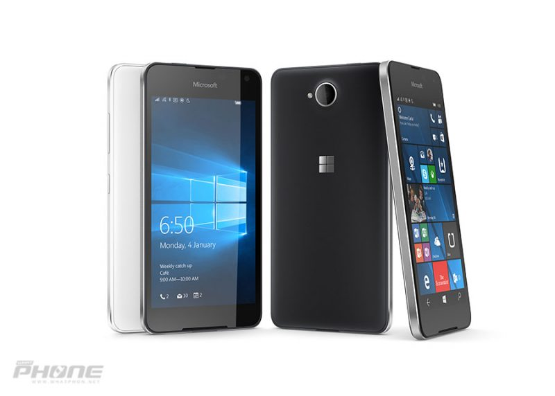 Microsoft Lumia 650 Thailand