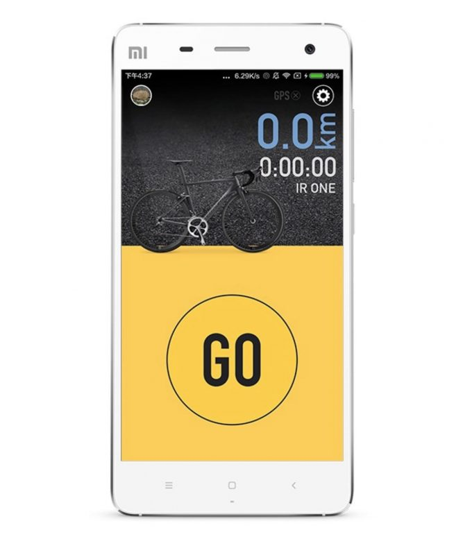 Qicycle-R1-QI-app