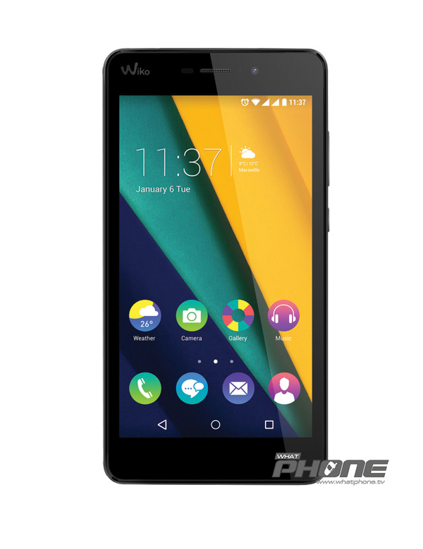 Wiko Pulp FAB 4G-1