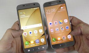 Samsung Galaxy S7 ปลอม