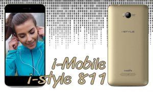 Open i-mobile i-style 811