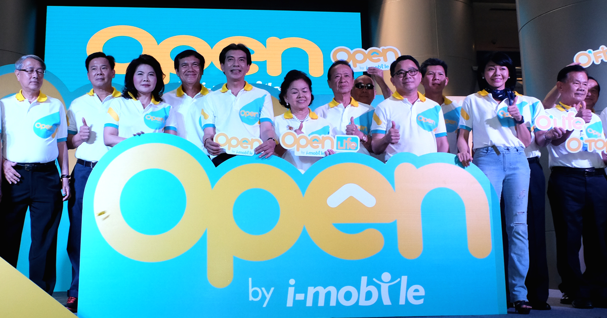 open by i-mobile