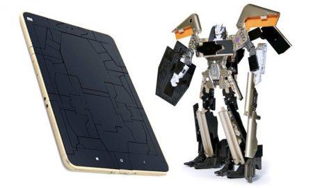 Xiaomi x Hasbro Transformer