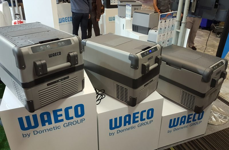 Waeco ตู้เย็นสำหรับคนที่รักการท่องเที่ยว ที่พาเดินทางไปกับคุณได้อย่างสะดวกสบาย