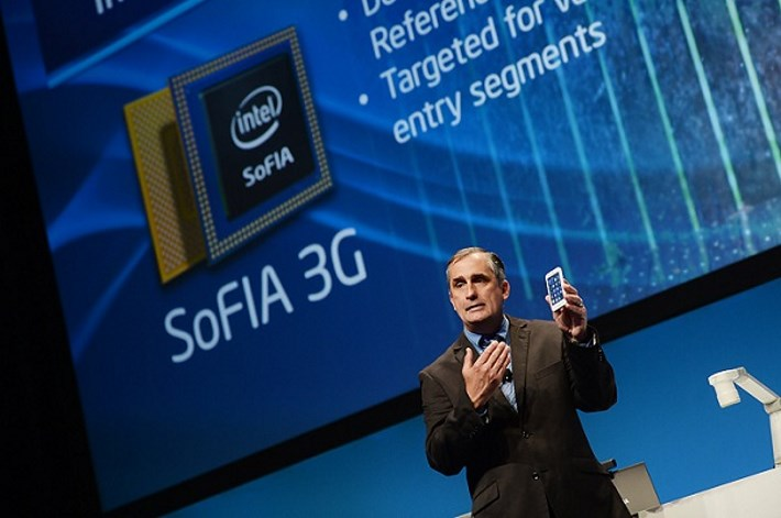 Intel Rockchip Intel SoFIA