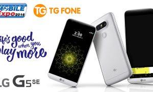 LG G5se Mobileexpo