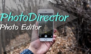 PhotoDirector - Photo Editor-open